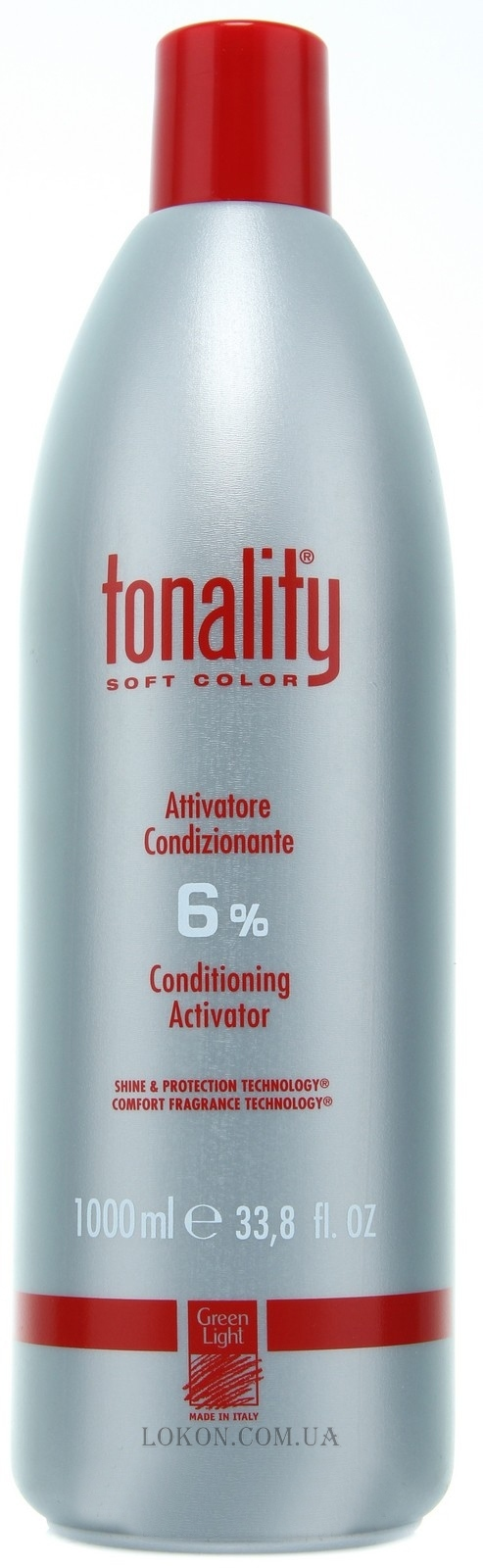 GREEN LIGHT Tonality Conditioning Activator 6% - Кондиционер-активатор 6%