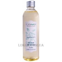 CANAAN Minerals & Herbs SPA Rich Body Oil (massage) Vanilla - Массажное масло