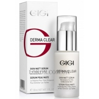 GIGI Derma Clear Skin Matt Serum - Матирующий серум