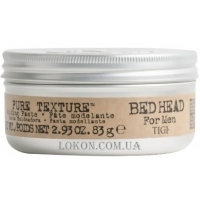 TIGI B for Men Pure Texture Molding Paste - Моделирующая паста
