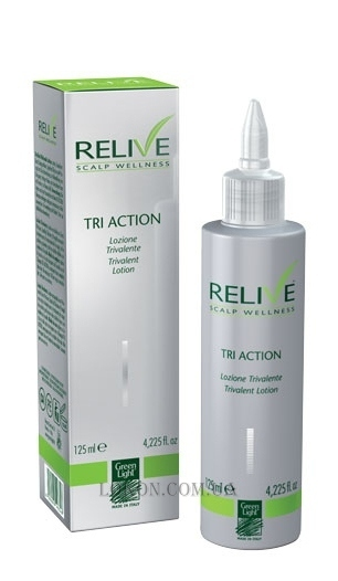 GREEN LIGHT Relive Tri Action Trivalent Lotion - Лосьон трехвалентный