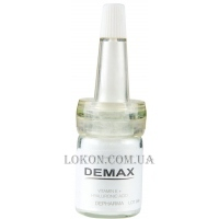 DEMAX Vitamine E + Hyaluronic Acid - Витамин Е + гиалуроновая кислота (порошок)