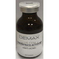 DEMAX Concentrate-Activator Anti Acne - Концентрат-активатор