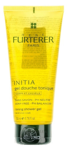 RENE FURTERER Initia Toning Shower Gel - Гель для душа и волос