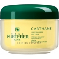 RENE FURTERER Carthame Gentle Hydro-Nutritive Mask - Увлажняющая маска