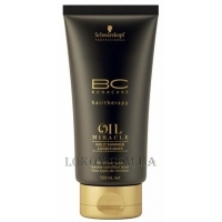 SCHWARZKOPF BC Oil Miracle Gold Shimmer Conditioner - Кондиционер