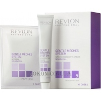 REVLON Gentle Meches System - Безаммиачная система для мелирования
