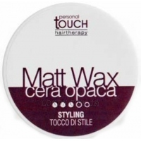 PERSONAL TOUCH Matt Wax - Воск матовый