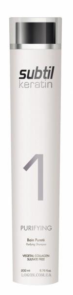 шампунь с кератином без сульфатов