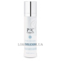 PFC Cosmetics Pure Oxygen Serum - Сыворотка для лица с кислородом