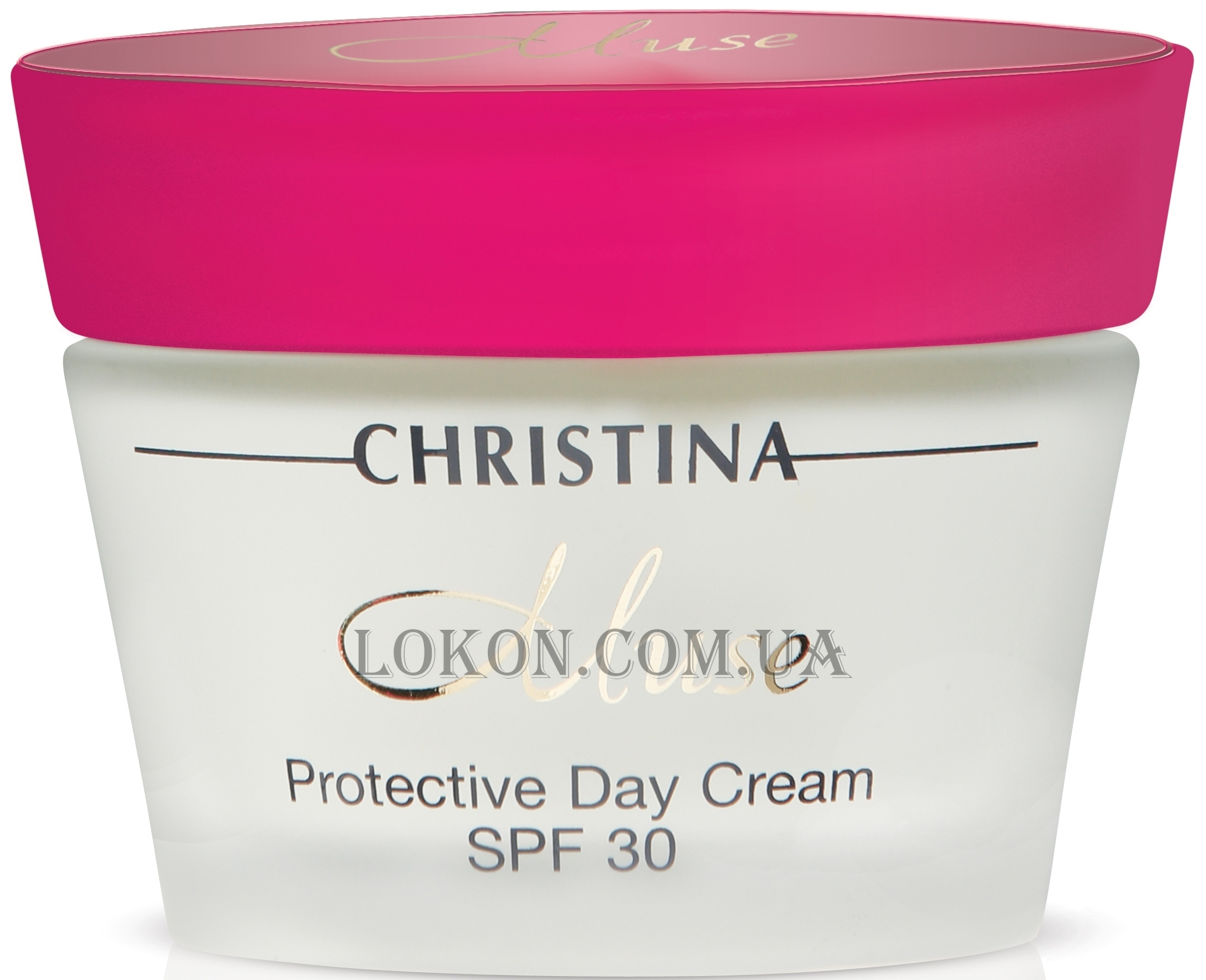 CHRISTINA Muse Protective Day Cream SPF-30 - Защитный дневной крем SPF-30