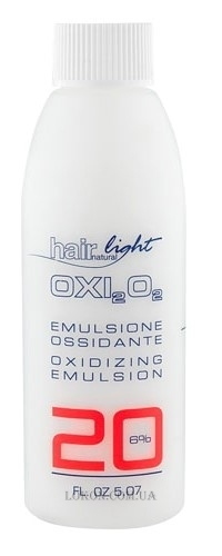 HAIR COMPANY Hair Light Emulsione Ossidante - Окисляющая эмульсия 6%