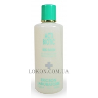 ERICSON LABORATOIRE Acti-Biotic Sebo-Savon Purifying Foaming Gel - Очищающий гель