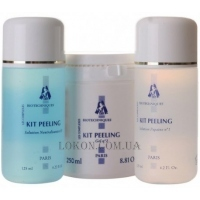 LES COMPLEXES BIOTECHNIQUES M120 Kit Peeling Solution Neutralisante №3 - Препарат ферментный