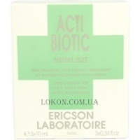ERICSON LABORATOIRE Acti-Biotic Mini Kit - Мини-набор