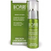 ERICSON LABORATOIRE Bio Pure Serum Oxygen Cell Oxygenation - Кислородная сыворотка