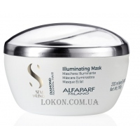 ALFAPARF Semi Di Lino Diamond Illuminating Mask - Маска для блеска волос