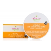MAMBINO Organics Oh Baby! Belly Butter - Масло против растяжек