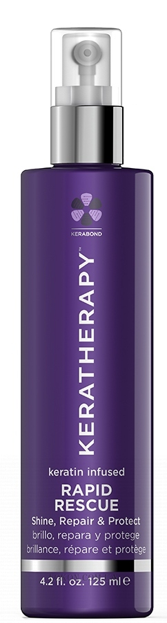 KERATHERAPY Keratin Infused Rapid Rescue - Спрей блеск, восстанавливающий