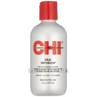 CHI Infra Silk Infusion Leave-In Alcohol-Free Reconstructing Treatment - Восстанавливающий шелковый комплекс