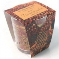 TERRE D'OC Perfumed Candle Amber Apple - Свеча ароматическая