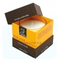 TERRE D'OC Perfumed Candle a Verbena summer night - Свеча ароматическая