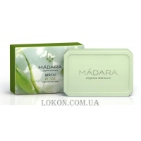 MÁDARA Birch & Algae balancing face Soap - Мыло для лица
