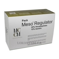 MCCM Pack Meso Regulator - Набор пилинг гексапептиды 20% + азелаиновая кислота 15%