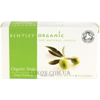 BENTLEY ORGANIC Deep Cleansing Soap Bar - Органическое мыло