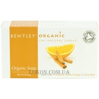 BENTLEY ORGANIC Revitalising Soap Bar - Органическое мыло