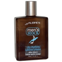AUBREY ORGANICS City Rhythms After Shave Lotion - Лосьон после бритья
