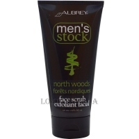 AUBREY ORGANICS North Woods Face Scrub - Скраб для лица