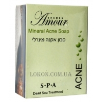 SHEMEN AMOUR Mineral Acne Soap - Мыло для ухода за кожей при псориазе