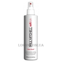 PAUL MITCHELL Soft Style Heat Seal - Термозащитный спрей для укладки