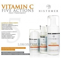 HISTOMER Vitamin C Five Actions Face Treatment - Набор