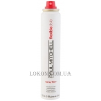 PAUL MITCHELL Flexible Style Spray Wax - Воск-спрей