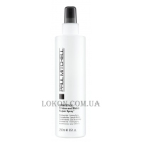 PAUL MITCHELL Firm Hold Style Freeze&Shine Super Spray - Спрей