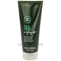 PAUL MITCHELL Tea Tree Styling Wax - Воск для укладки