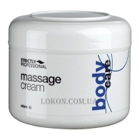 BELLITAS Massage Cream - Крем массажный для тела для длительного массажа