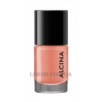 ALCINA Ultimate Nail Colour - Лак для ногтей