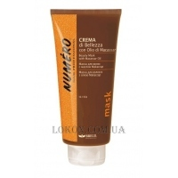 BRELIL Numero Beauty Macassar Oil Mask - Маска для волос с маслом макассар
