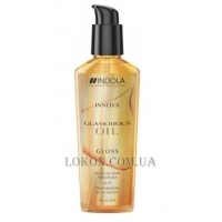 INDOLA Innova Glamorous Oil Finishing Treatment - Масло для блеска