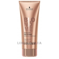 SCHWARZKOPF BlondMe Keratin Restore Blonde Conditioner - Кондиционер