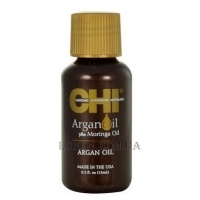 CHI Argan Oil Plus Moringa Oil - Восстанавливающее масло для волос