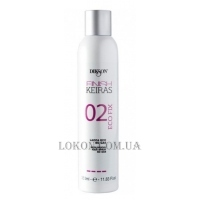 DIKSON Finish Keiras 02 Ecological Hair Spray - Эко-лак