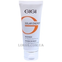 GIGI Solar Energy Mud Mask For Oily Skin - Грязевая маска