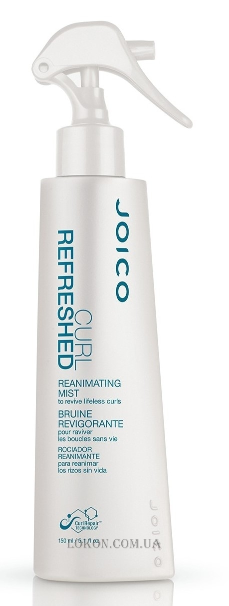 JOICO Curl Refreshed Reanimating Mist - Реаниматор кудрей