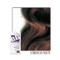 HAIR COMPANY Inimitable BB Color Choco Nut - Тонирующая маска