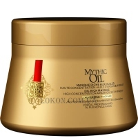L'OREAL Mythic Oil Masque For Thick Hair - Маска для толстых волос