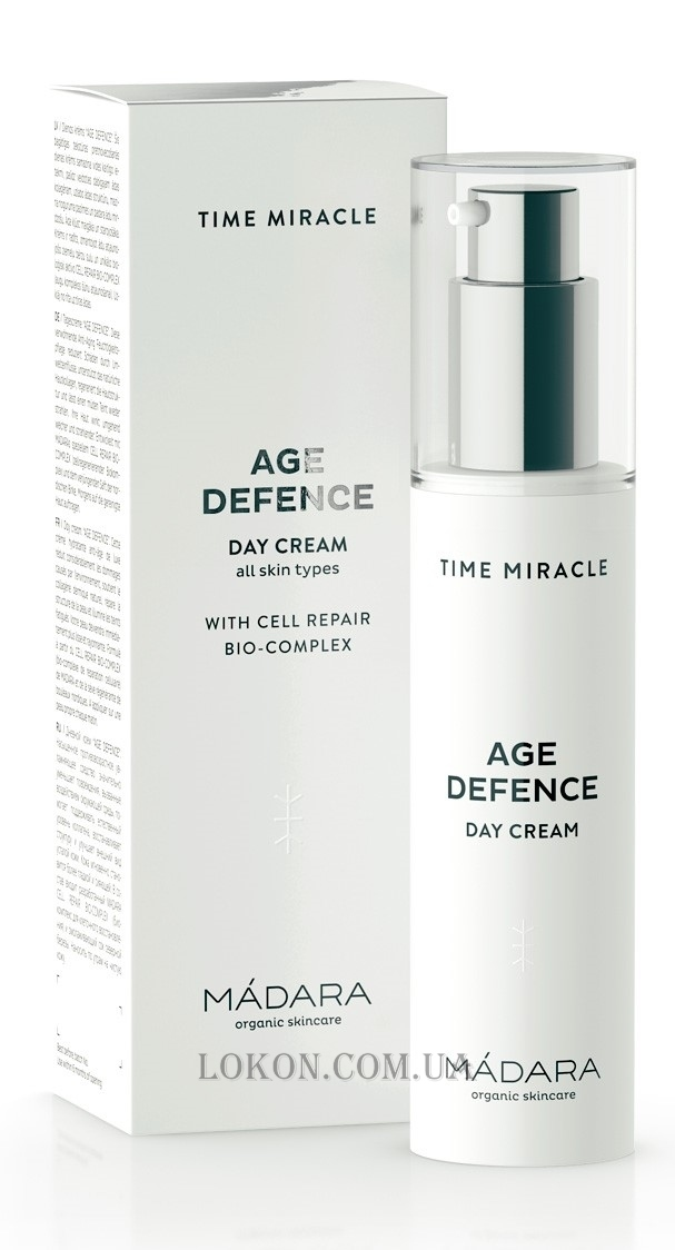MÁDARA Time Miracle Age Defence Day Cream - Дневной крем